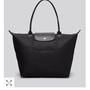Black Longchamp Large Bag! OFFERS